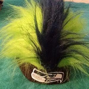 Seahawk troll hat